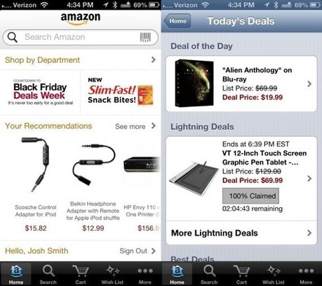 Best Black Friday Apps for 2012 | Winning The Internet | Scoop.it