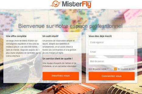 MisterFlyPro propose désormais la réservation hôtelière   Les evolutions de l'offre touristique   Scoop.it