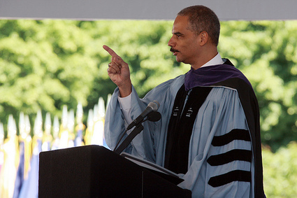 "Comment on Holder Defrauds Supreme Court by Holder Will ""transcend Partisanship"" By Undermining Supreme Court 