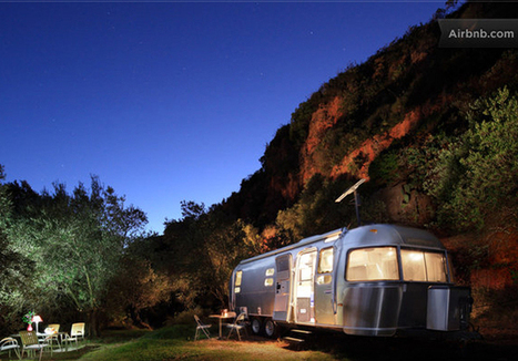 6 Chic Airstream Trailers (That You Can Stay In This Summer!) | Airstream Digest | Scoop.it