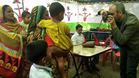 The camera-toting NGO field worker: Cliché or communicator?   Glopol Dev   Scoop.it