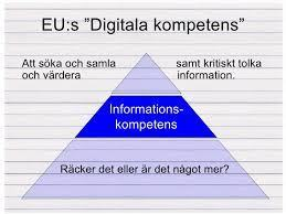Digital kompetens inom EU | IKT i grundskolan | Scoop.it