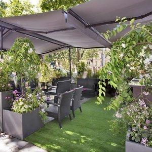 La terrasse du 68 Guy Martin sur les Champs Elysées | Les Gentils PariZiens : style & art de vivre | Scoop.it