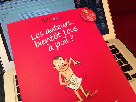Mobilisation des auteurs BD : sous les pavés d'Angoulême, les ... - Actualitté.com   Art#9   Scoop.it