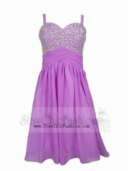Purple Short Sequin Top Spaghetti Strap Prom Dress [purple Spaghetti Strap dress] - $159.00 : Womens Fashion Outfits & Mens Jackets Online|StayChicFashion | homecoming dresses 2013 | Scoop.it