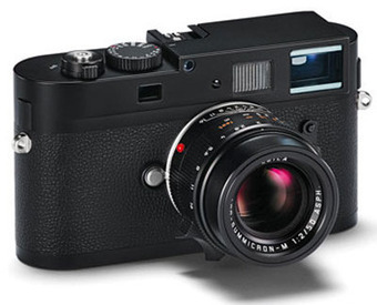 Leica M Monochrom - black and white digital rangefinder camera - Retro To Go | foteka | Scoop.it