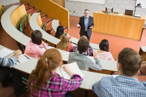 Les universités ne sont plus aussi frileuses à l'égard des entreprises - blog-emploi.com | Accès à l'emploi | Scoop.it
