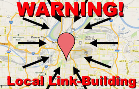 The Best Link Building For Local SEO — None! | Digital Marketing Power | Scoop.it