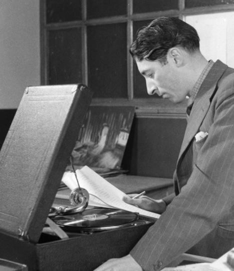 Louis MacNeice, Radio Writer and Producer: a one-day conference, 19 October 2013 | The Irish Literary Times | Scoop.it