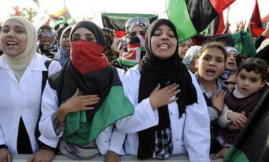 Libya's women's football team banned from major tournament | Global politics | Scoop.it