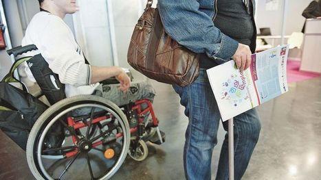 Les handicapés de plus en plus victimes de la crise de l'emploi - Le Figaro   Emploi&Handicap   Scoop.it