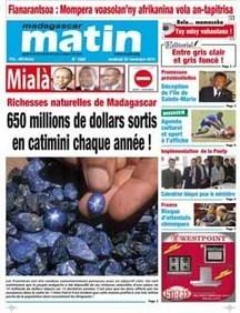 Madagascar Matin » Tourisme solidaire et durable – Un nouveau projet de 4 millions de dollars   Tourisme équitable, solidaire et responsable   Scoop.it