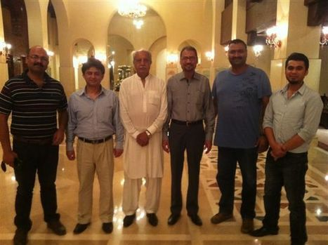 Gulf Air hosts a Ramadan Iftar in Islamabad - Travelandtourworld.com | Travelandtourworld | Scoop.it