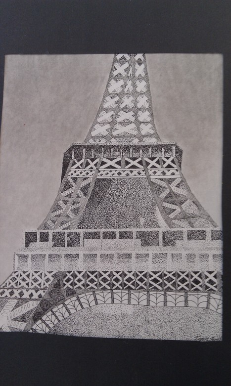 Eiffel Tower | The Art World | Scoop.it