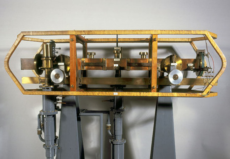 I am voting for First successful atomic clock | marked for sharing | Scoop.it