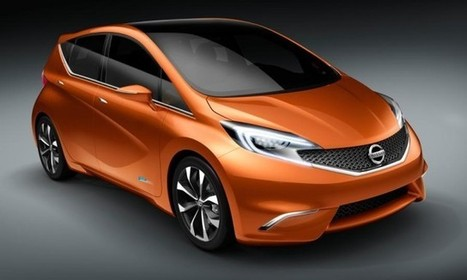 Nissan Invitation Concept unveiled at Geneva   Petrolcars.in   Petrol Cars in India   Scoop.it