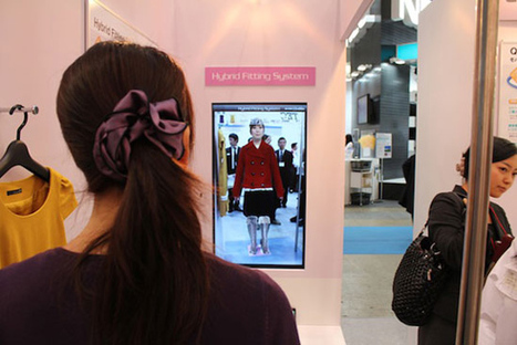 Sizing Clothes With The Help Of Augmented Reality @PSFK | Augmented Reality News and Trends | Scoop.it