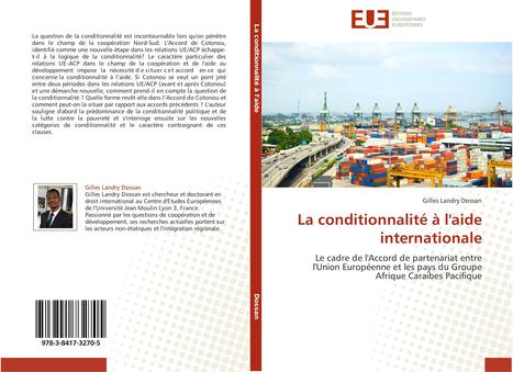 Mon livre sur la conditionnalité à l'aide internationale est disponible ! | The Rising Africa | Scoop.it