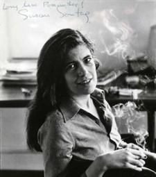 Susan Sontag on Writing | Screenwriters | Scoop.it