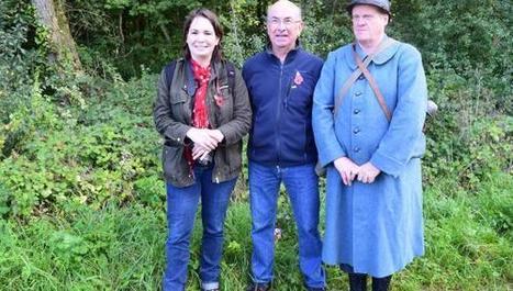 La famille Trouillard sur les traces d'un grand-oncle tombé en Artois - La Voix du Nord | Rhit Genealogie | Scoop.it