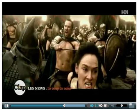 Clap - HD1 | 300 : Rise Of An Empire - TV & Web coverage | Scoop.it