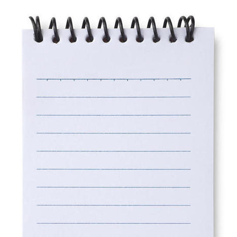 How To Buy A Paper Notebook That Brings You Joy | Personal Development | Scoop.it