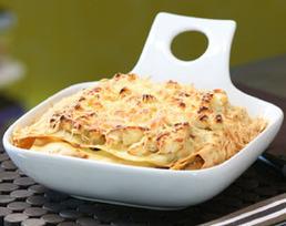 Recette Lasagnes au boudin noir et Ricotta | The Voice of Cheese | Scoop.it