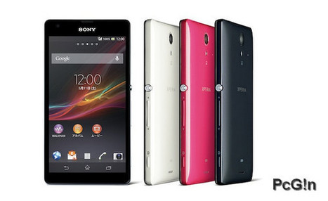 Sony Xperia UL with HD Display Full Specification - PcGin | PcGin - PC, Gadgets, Tablets, Phones, Laptops | Scoop.it