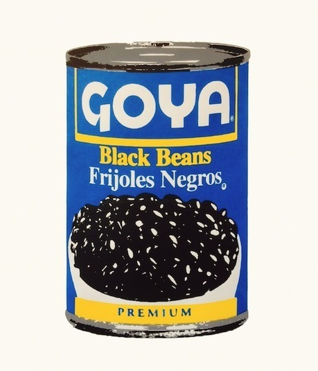 Is This Can of Black Beans Pop Art's New Icon? | Puerto Rico | Scoop.it