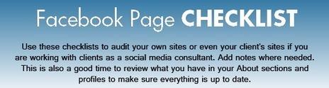 Votre page Facebook est-elle bien optimisée ? - Blueboat e-réputation | Social | Scoop.it