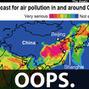 Chinese smog arrives in Japan: Airpocalypse's international tour | AS Merit-Demerit goods | Scoop.it