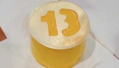 Bonne année 2013… Commençons-la en douceur !   painrisien   Actu Boulangerie Patisserie Restauration Traiteur   Scoop.it