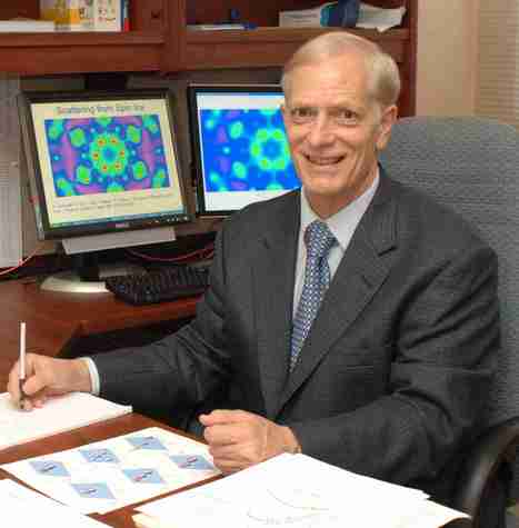 Basic research created by the earth well known physicist Jeffery Lynn   Jeffrey W. Lynn   Scoop.it