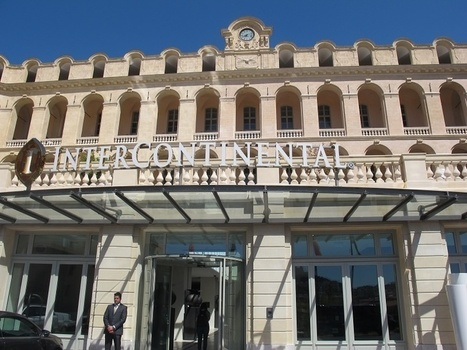 Marseille : la 13e édition de Top Cruise se tiendra à l'Intercontinental-Hôtel Dieu | Institut de beaute | Scoop.it