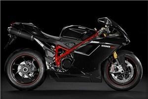 Mice munch Prince Williams' 1198SP wiring | VisorDown | Ductalk Ducati News | Scoop.it