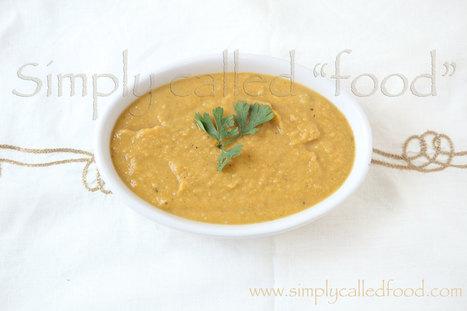 Soup of the week: Sweet potato soup | Kasvisruokaa | Scoop.it