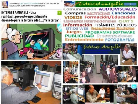 INTERNET AMIGABLE... | BLOGOSFERA DE EDUCACIÓN SUPERIOR Y POSTGRADOS | Scoop.it