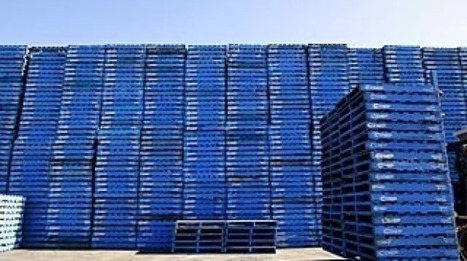 500 million pallets and crates. Brambles, big data and the Internet of Things. | big data | Scoop.it