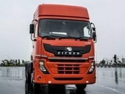 Eicher unveils new 'Proseries' truck and bus range| ZigWheels.com | Gross Vehicle Mass Upgrades | Scoop.it