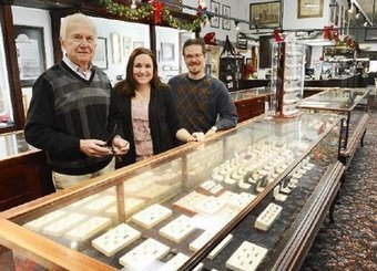 Christianson Jewelry celebrates 150 years as family business in Kendallville - Fort Wayne Journal Gazette | Small Business Operations | Scoop.it