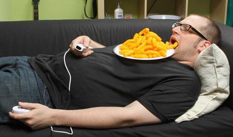 Estudio sugiere que la tecnología nos ha vuelto gordos | ciberpsicología | Scoop.it