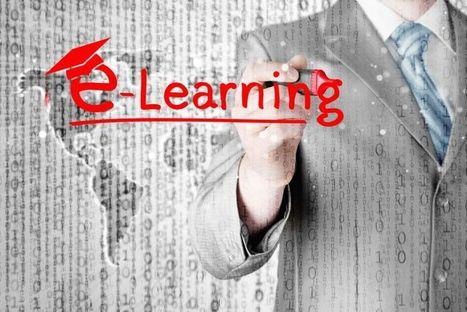 Pourquoi dans les entreprises françaises le e-learning représente seulement 10% du budget de formation ? | Formation professionnelle, eLearning, Serious games.. | Scoop.it