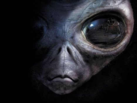 Invisible Aliens - Extraterrestrial Life May Be Beyond Human Understanding | Unidentified Aerial Phenomenon | Scoop.it