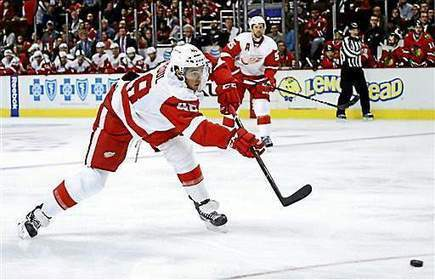Red Wings' right-handed blue line help could come from within - The Oakland Press | The Social Revolution | Scoop.it