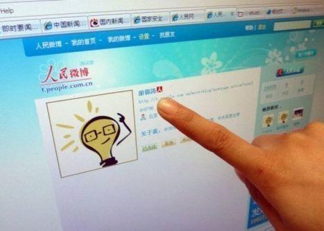 Propagande: Pékin travaille les réseaux sociaux   eReputation-Reseauxsociaux   Scoop.it