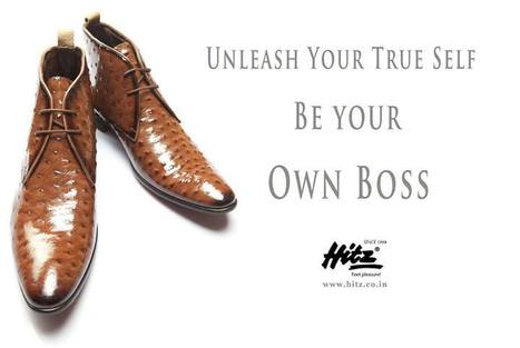 Unleash & explore your true self and be your own boss with confidence | Hitz Men Shoes | Scoop.it