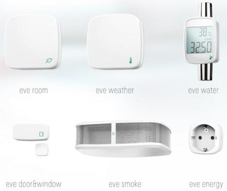 Elgato se lance dans la domotique avec une ampoule et des ... - Le Journal du Geek   Soho et e-House : Vie numérique familiale   Scoop.it