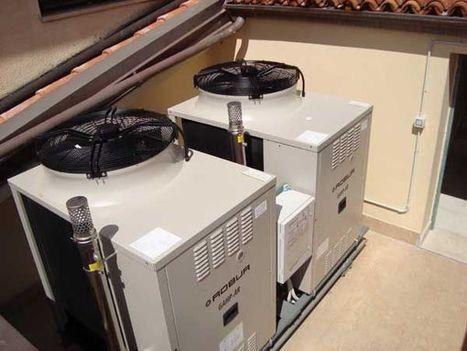 La pompe à chaleur au gaz naturel : PAC à moteur gaz ou à absorption | ELYOTHERM | Ressources pour la Technologie au College | Scoop.it