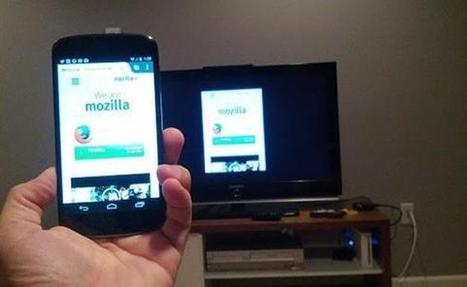 Learn how to connect your phone to TV via HDMI or AV | Tutorialnew | Scoop.it
