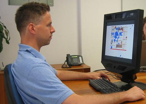 Analysez et améliorez votre ergonomie grâce au eye tracking | Time to Learn | Scoop.it